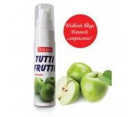 оральный гель на фруктозе Tutti-Frutti яблоко 30Г.